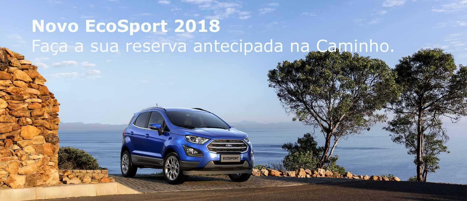 Nova Ecosport 2018