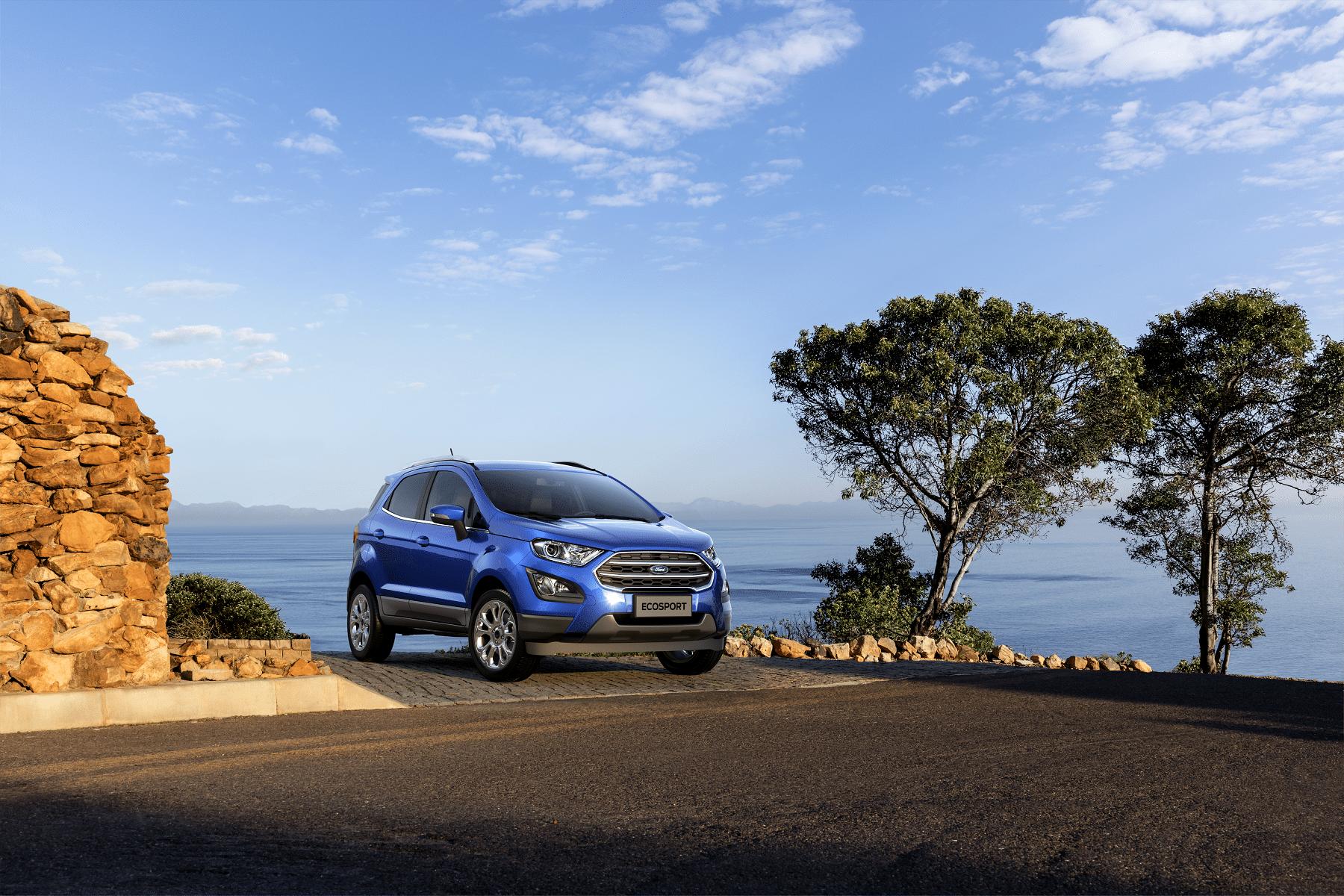 Nova Ford Ecosport