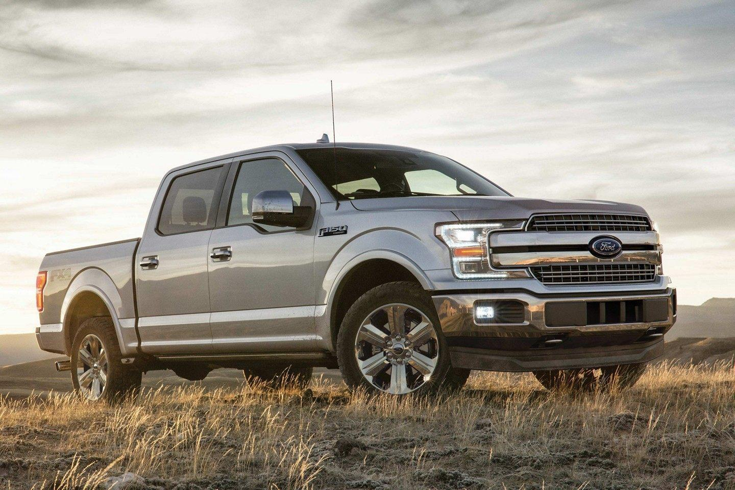 Ford F-150 New image