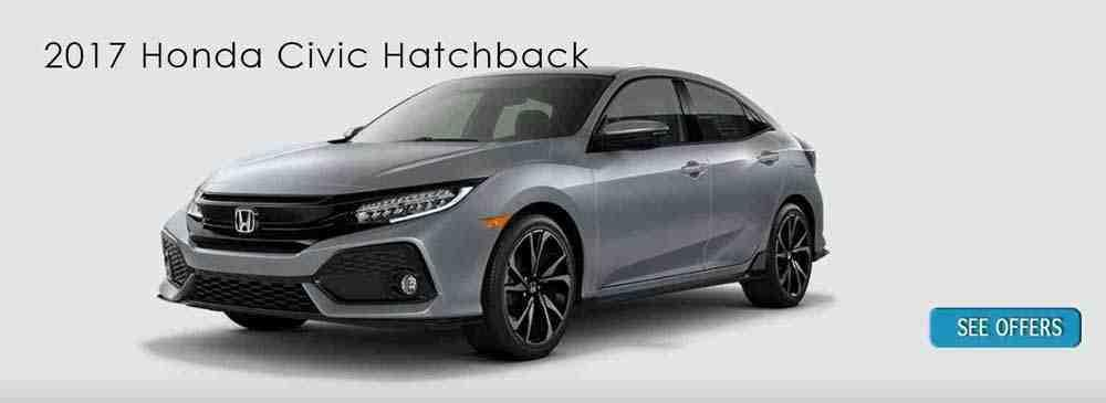 2017 Honda Civic Hatch Back