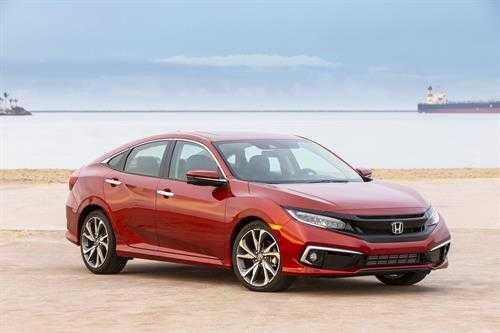 2020 Honda Civic Sedan | Honda of Clear Lake