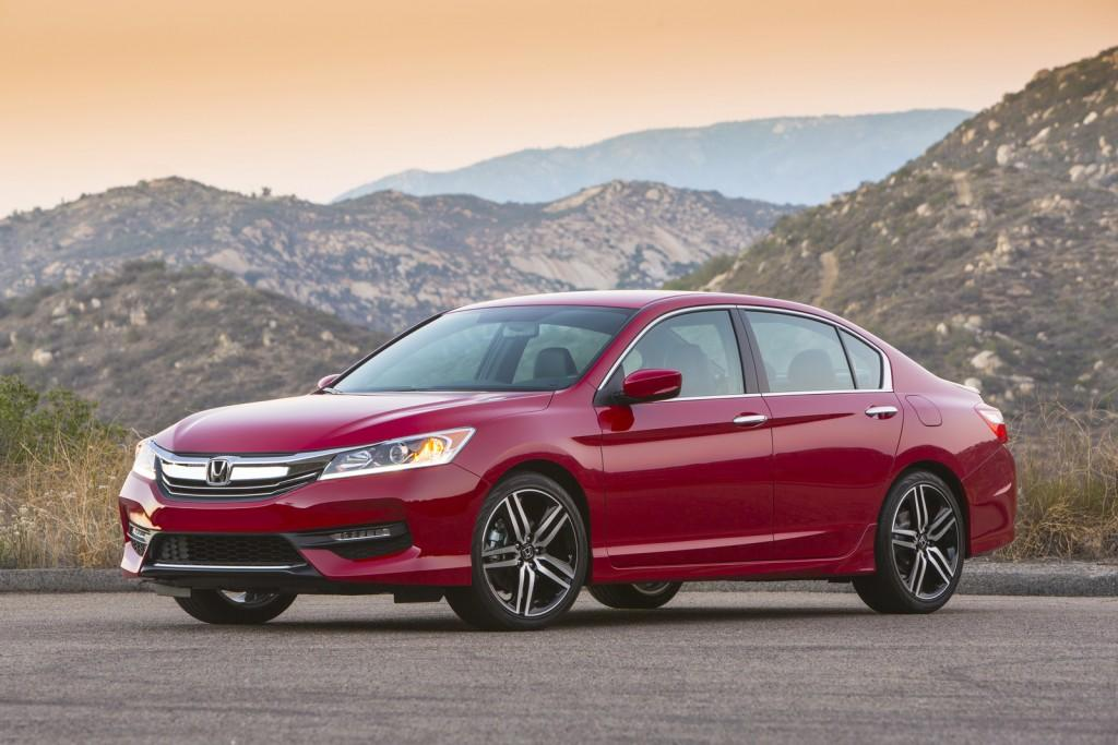 2016 Honda Accord For Sale in Webster