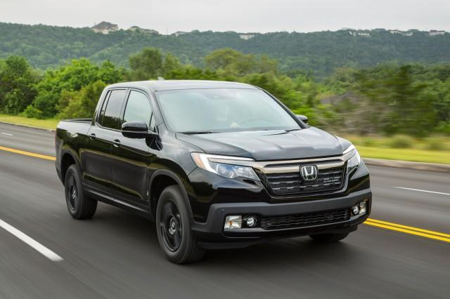 2017 Honda Ridgeline For Sale in Webster