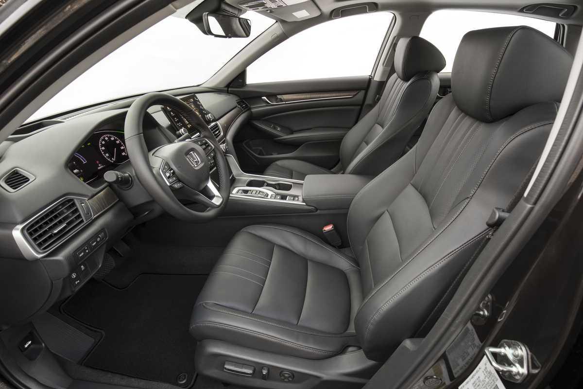 2019 Honda Accord Interior Features Accessories Honda