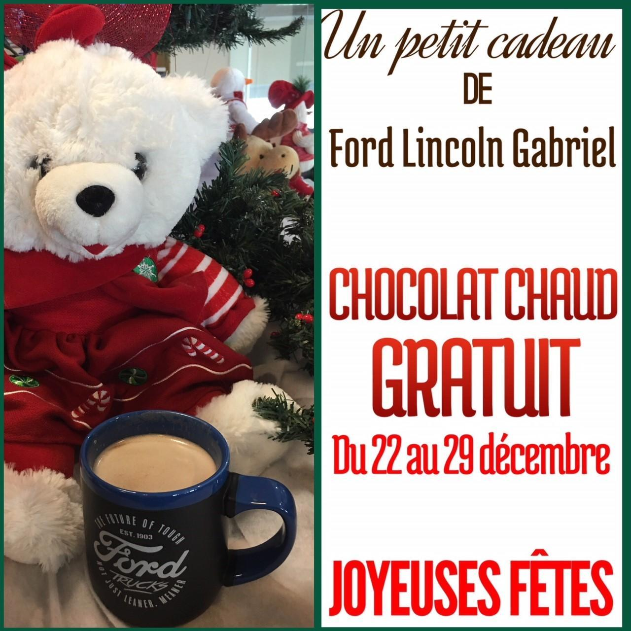 Coffee Ford Lincoln Gabriel