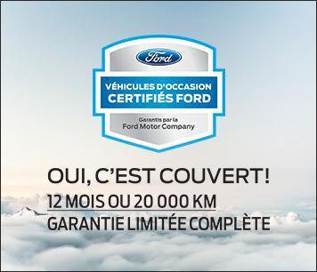 Certifiés Ford Gabriel