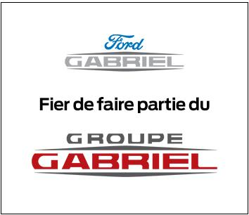 Ford Gabriel Fier de faire partie du Groupe Gabriel