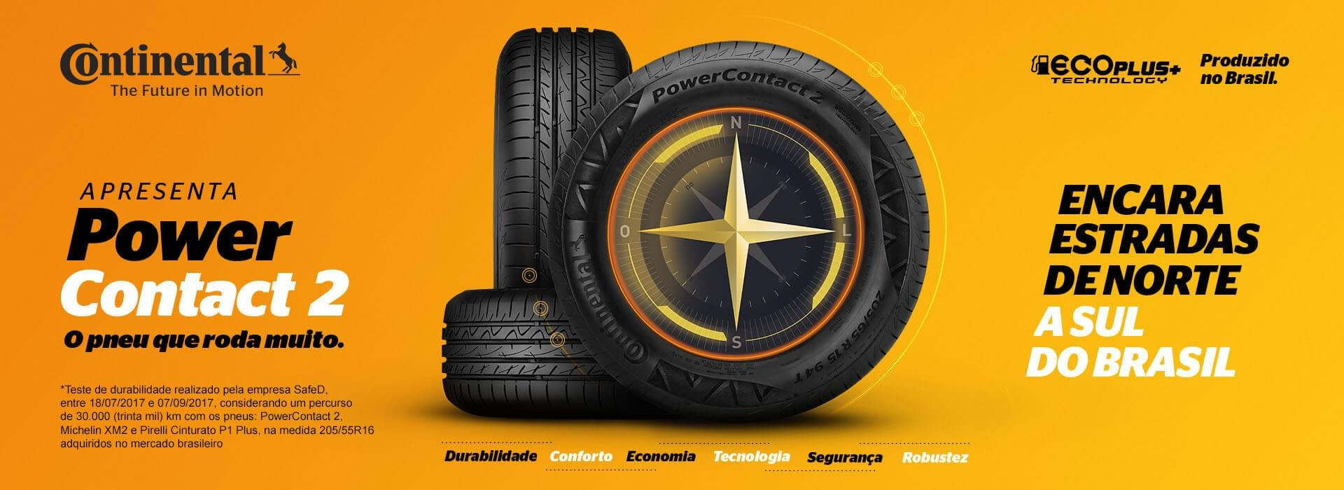 PowerContact2 - De Pneus Continental