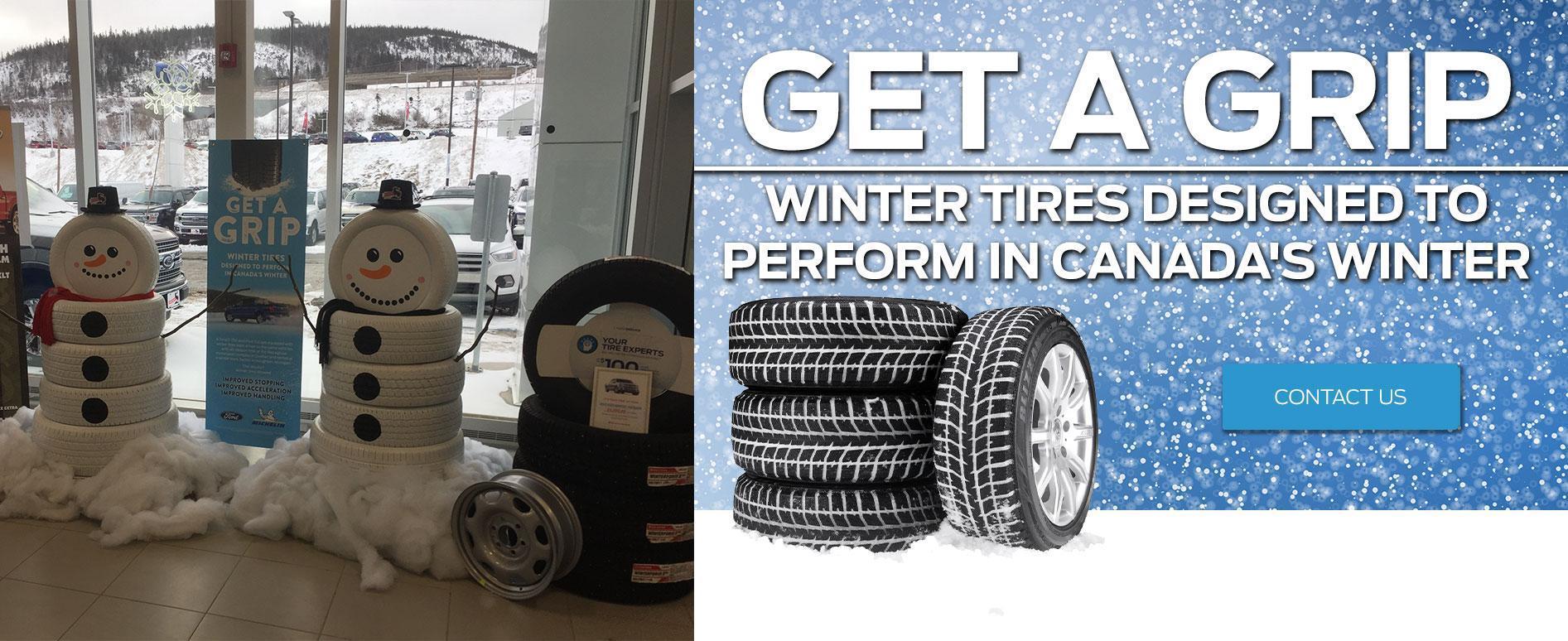 Get A grip tires