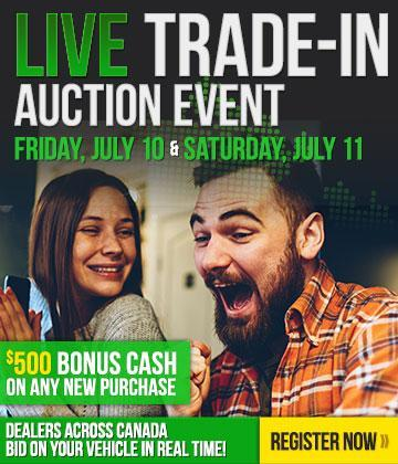 Live Auction Event!