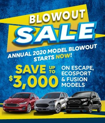 RCF BLOWOUT SALE