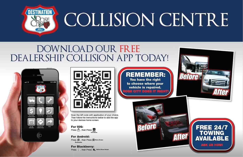 Ford Dealer Collision Center image
