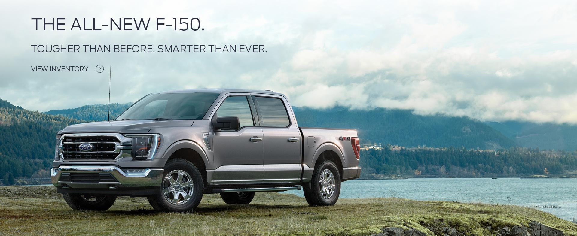 Ford Home | Taylor Ford Amherst | Amherst Ford Dealership  2021 F-150