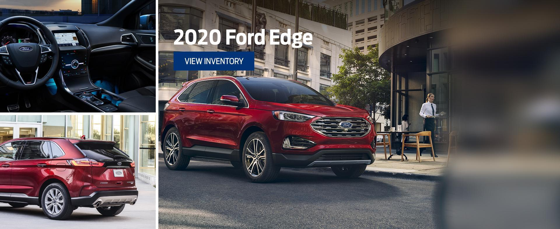 Ford Home | Taylor Ford Amherst | Amherst Ford Dealership  2020 Edge