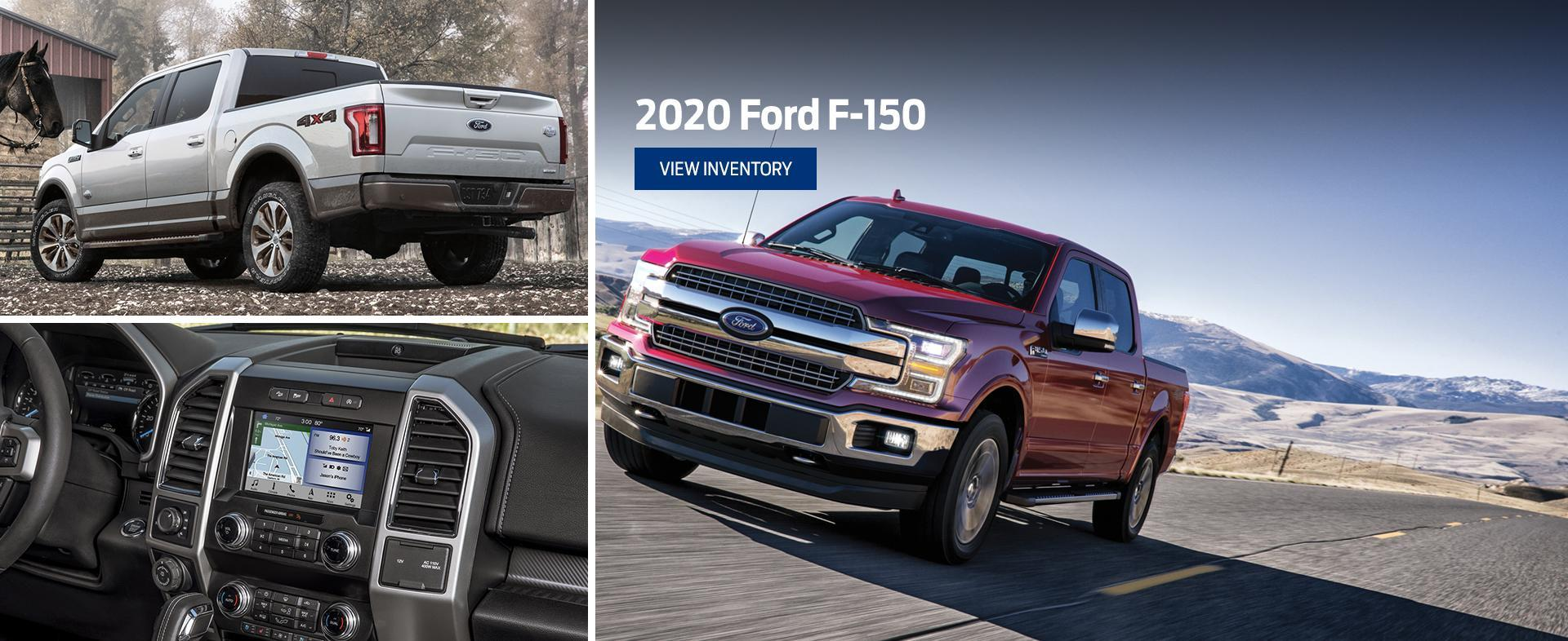 Ford Home | Taylor Ford Amherst | Amherst Ford Dealership  2020 F-150