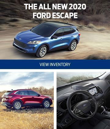 Ford Home | Taylor Ford Amherst | Amherst Ford Dealership  2020 Escape