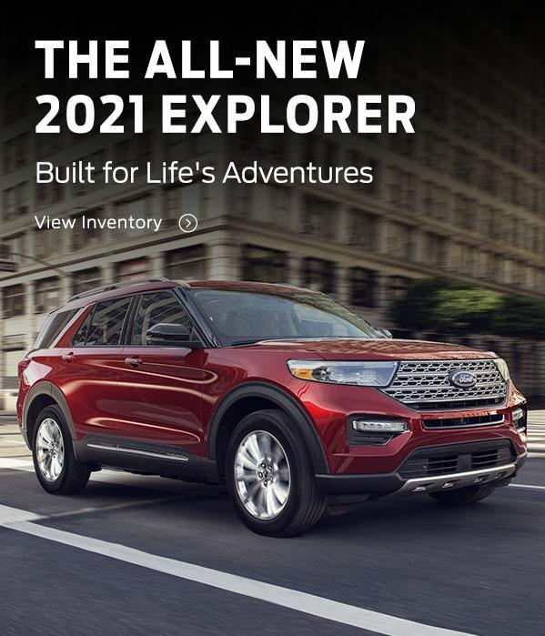 Ford Home | Taylor Ford Amherst | Amherst Ford Dealership  2021 Explorer