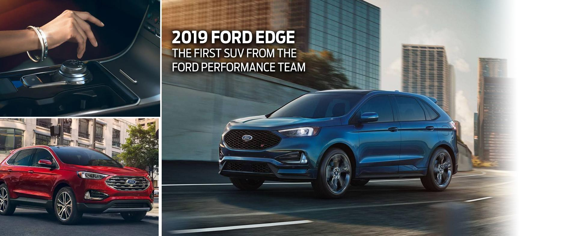 Ford Home | Taylor Ford Amherst | Amherst Ford Dealership  2019 Edge