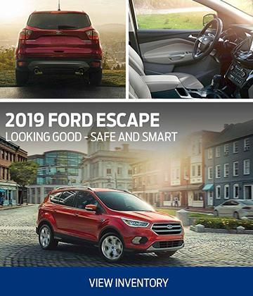 Ford Home | Taylor Ford Amherst | Amherst Ford Dealership  2019 Escape