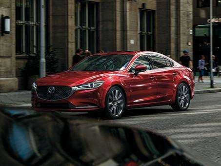 New Mazda SKYACTIV Technology Engine