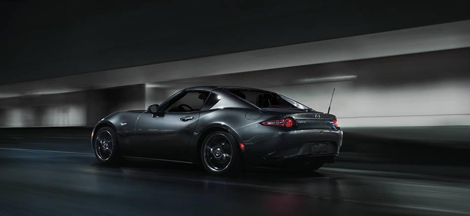 New 2019 Mazda MX-5 Gray