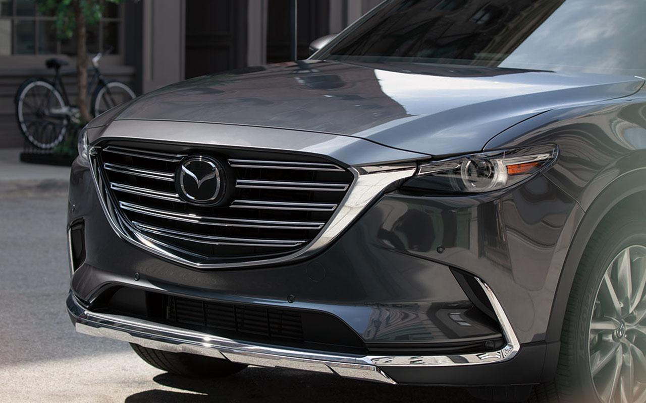 Mazda CX-3 Silver