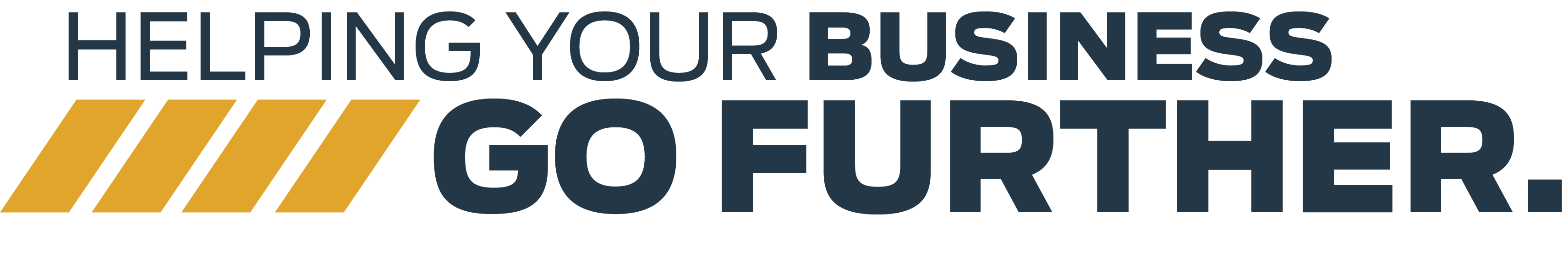 Helping Your Business Go Further
