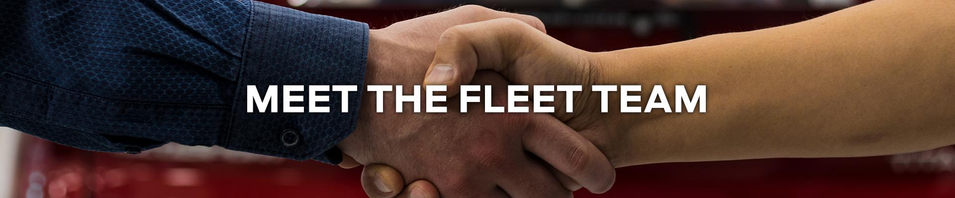 Meet the Fleet Team