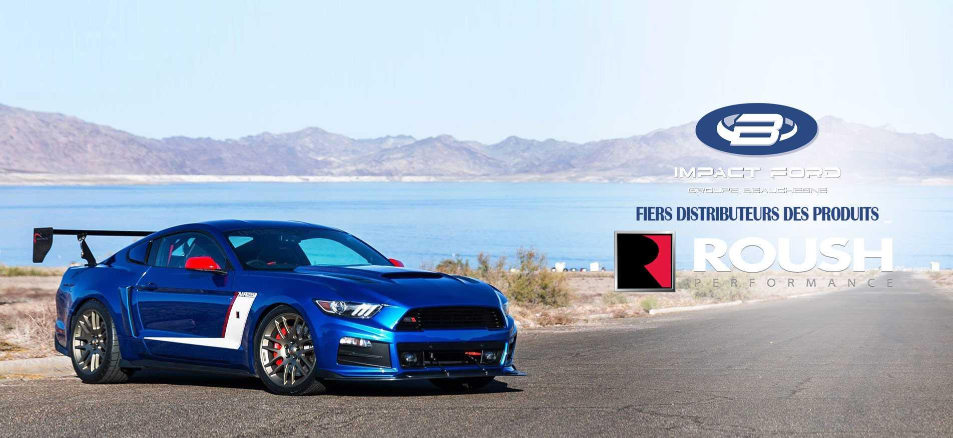 Roush Performance Impact Ford