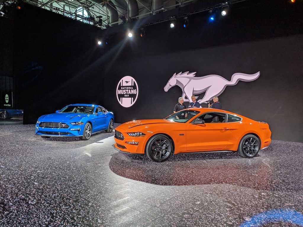 Une version plus performante pour la Ford Mustang