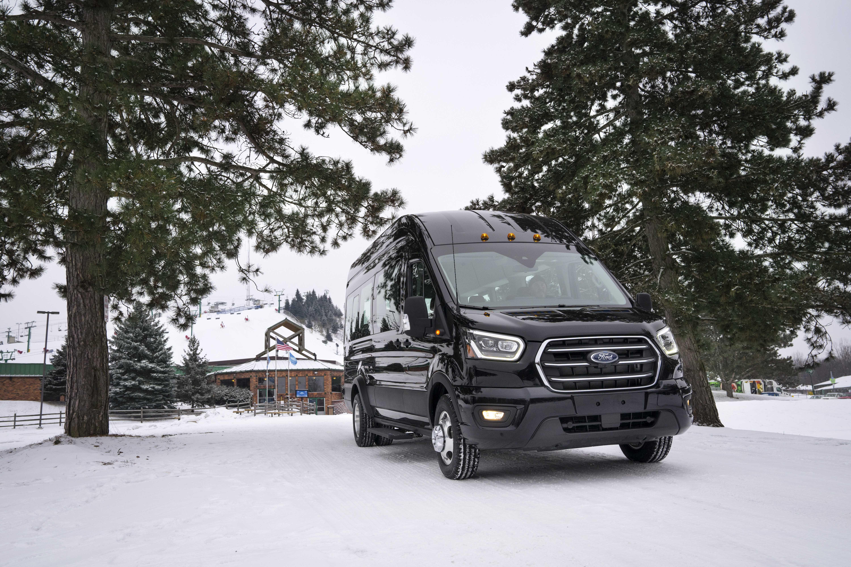 Ford Transit 2020 : polyvalent et intégral