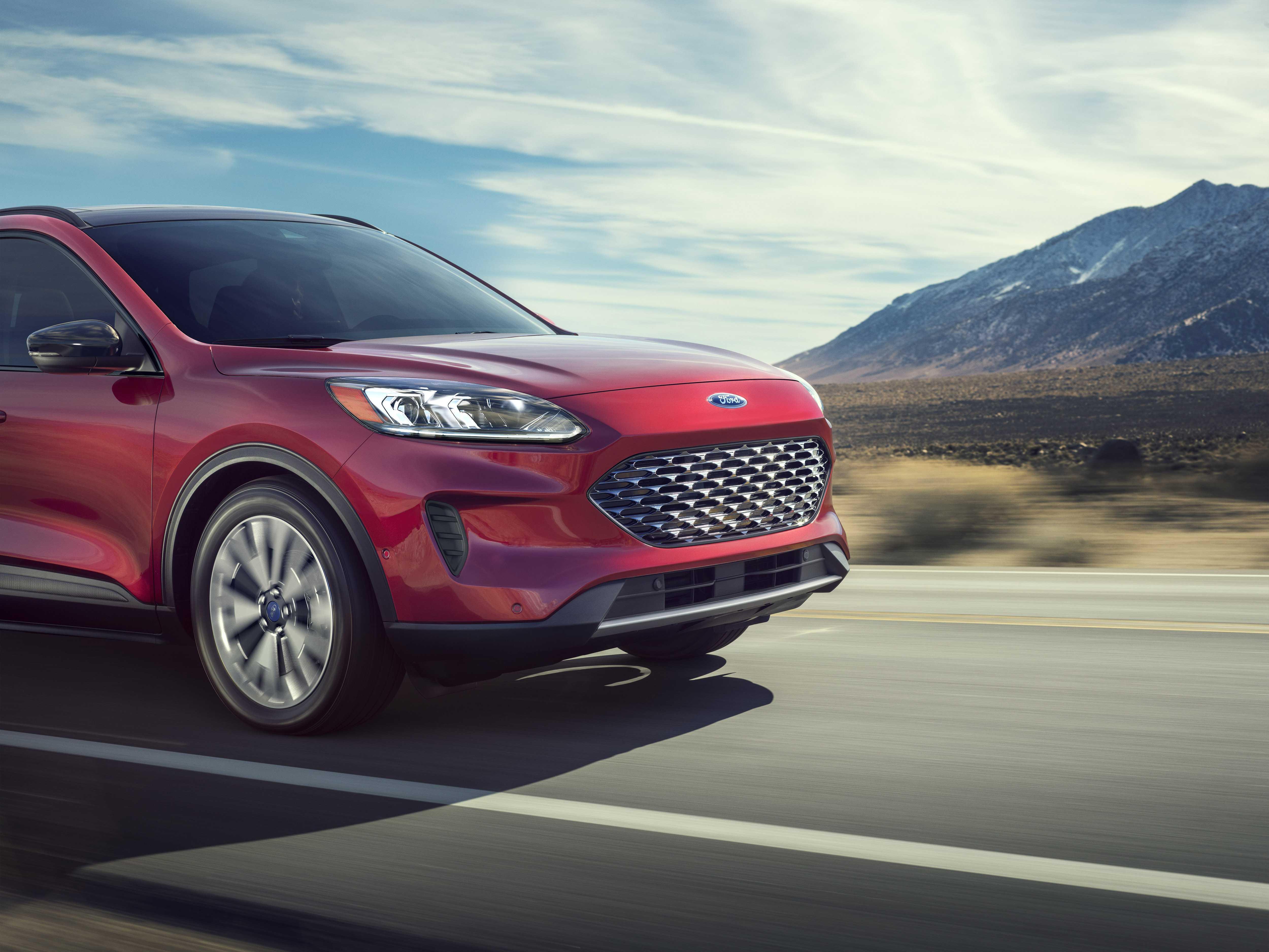 Tout ce que vous devez savoir sur le Ford Escape 2020