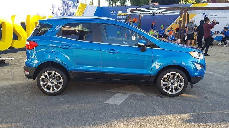 5 choses à savoir sur le Ford Ecosport