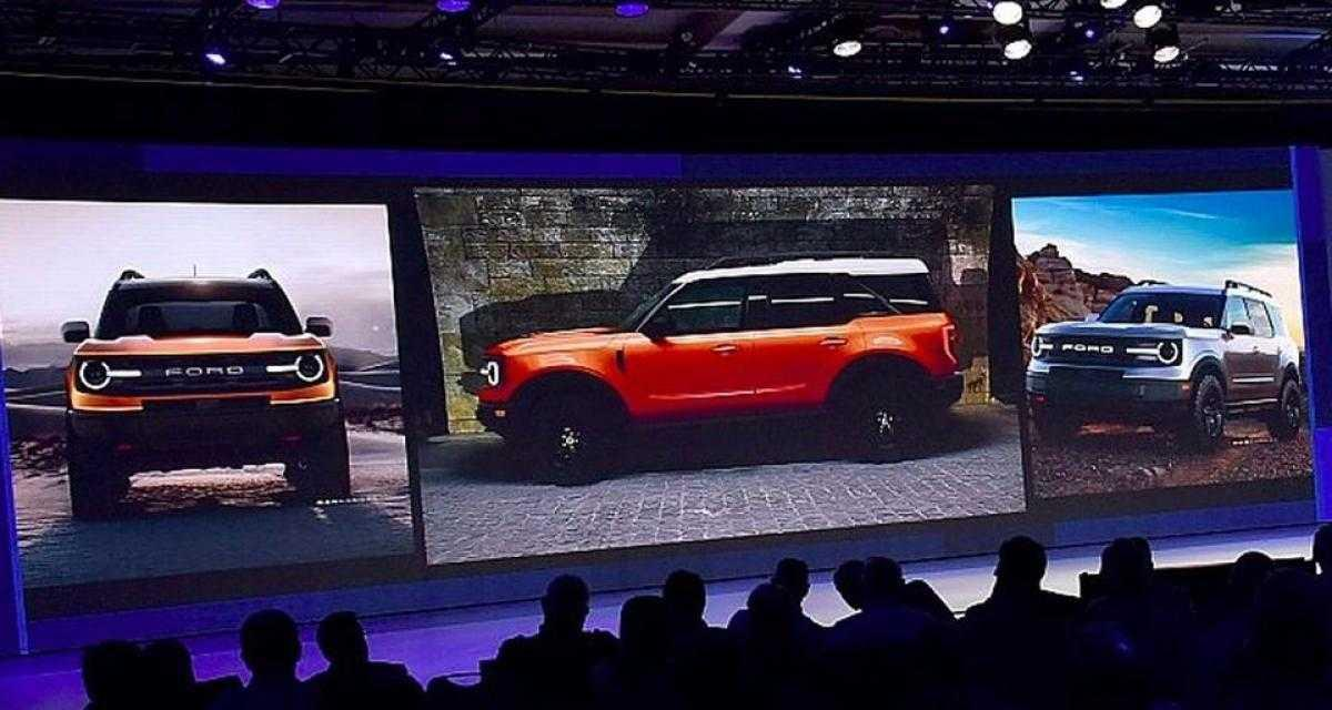 Après le Ford Bronco, le Ford Puma?