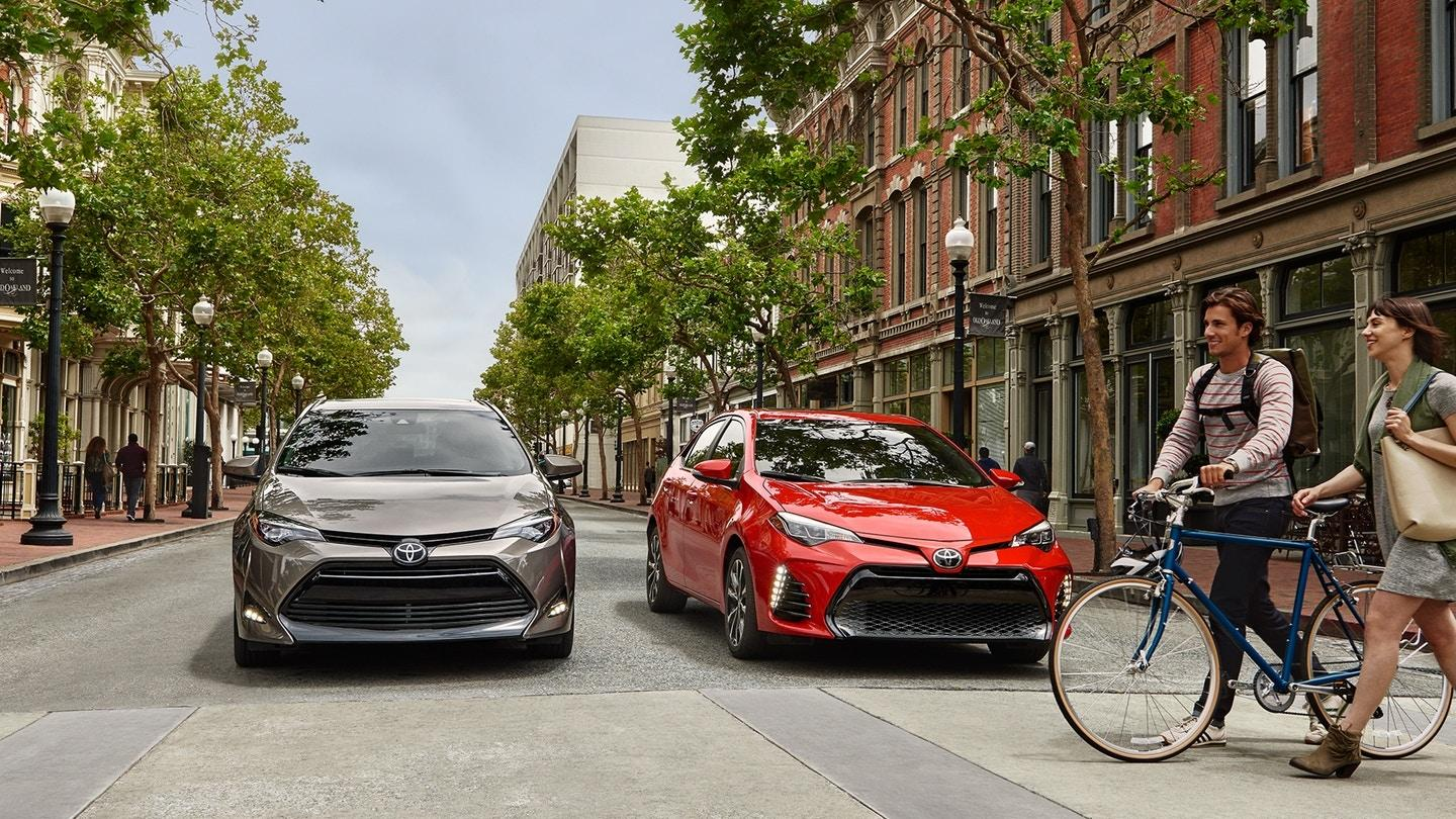 The All-new 2018 Toyota Corolla