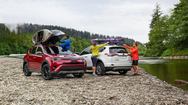 2018 Toyota RAV4 Compact SUV
