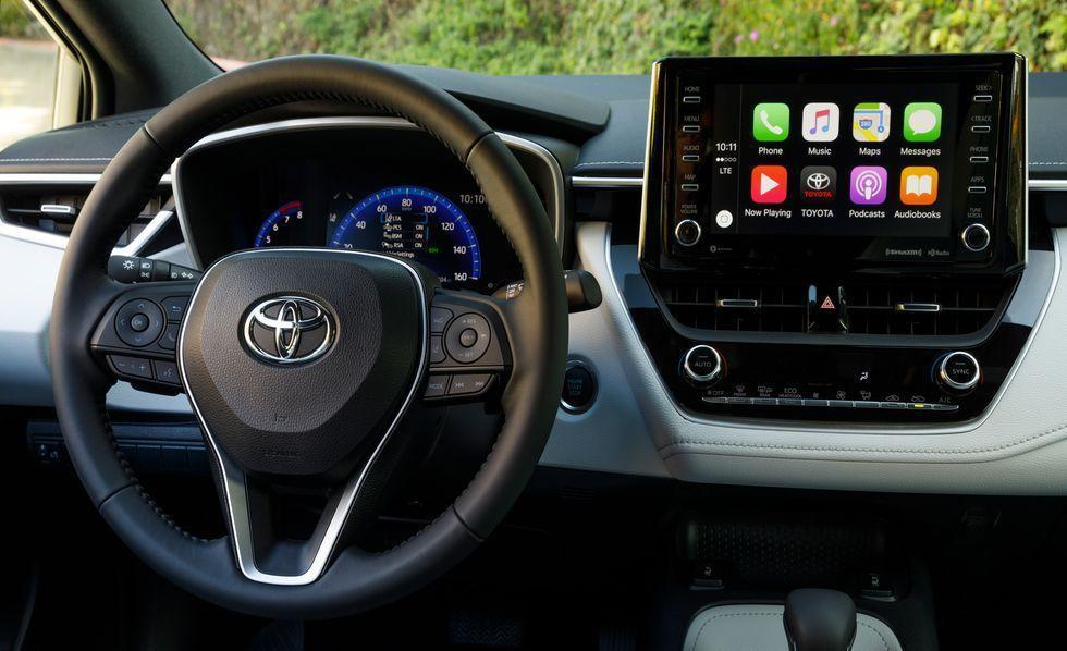 2019 Corolla Hatchback Trim Levels