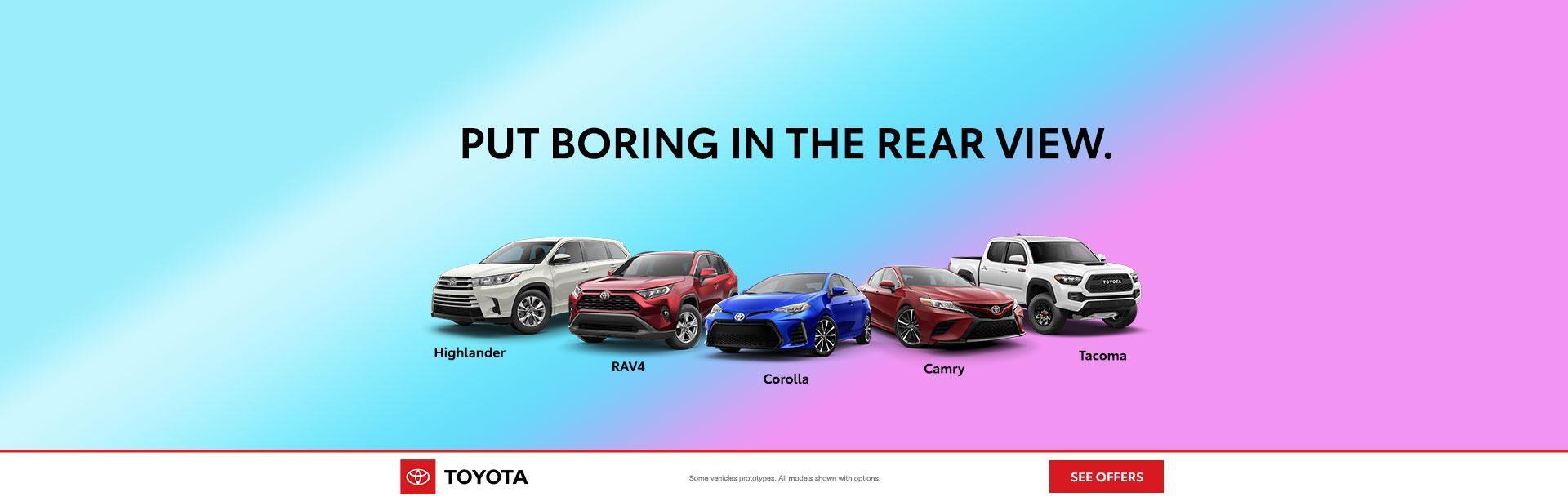Pedersen Toyota Offers