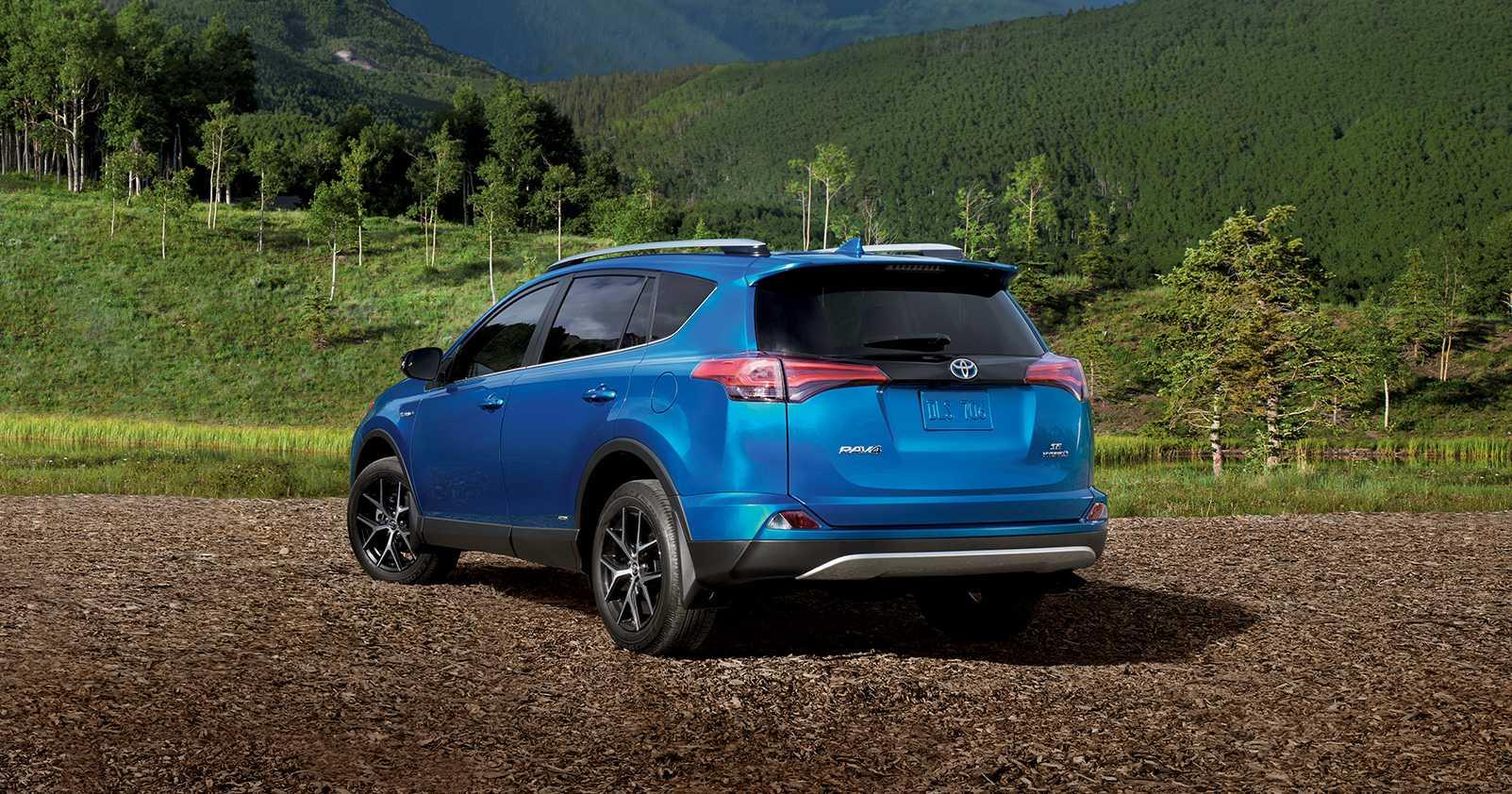 Rav4 Hybrid BACKGROUND