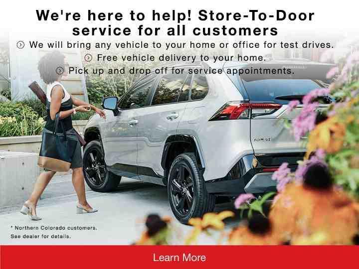 Store to Door Service