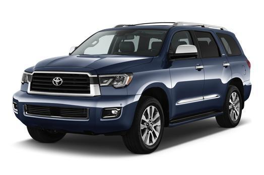 Difference Between 2019 Toyota Land Cruiser and 2019 Toyota Sequoia