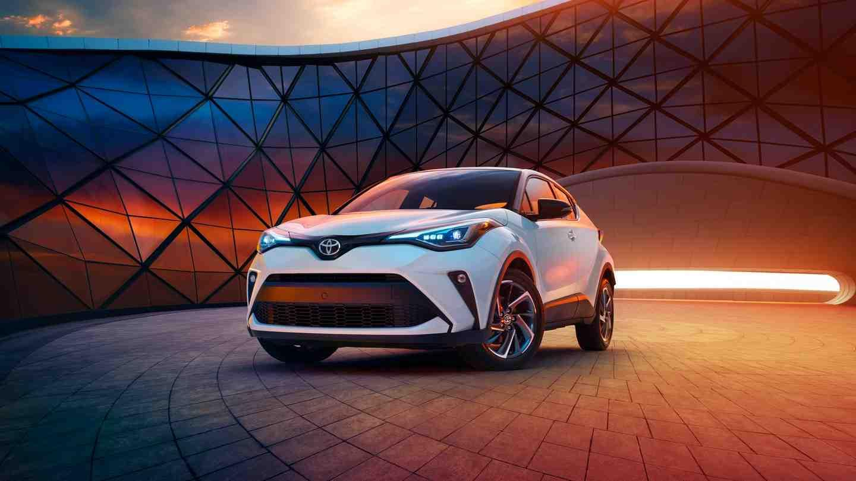 2020 Toyota C-HR | Pedersen Toyota