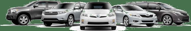TCUV Vehicles