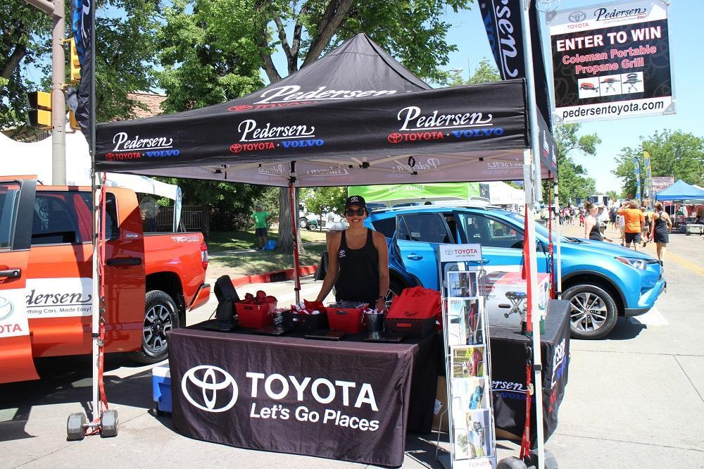 Taste of Fort Collins | Pedersen Toyota
