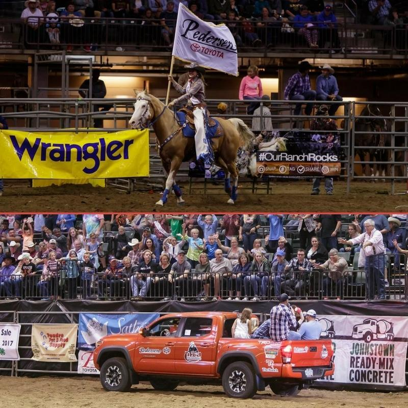 Fort collins toyota dealer news and events pedersen toyota pedersen is a proud sponsor of the 2017 larimer country fair rodeo at the ranchbudweiser event center malvernweather Images