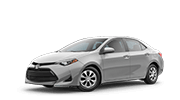 Corolla | from $18,550