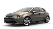 Corolla Hatchback | from $19,990