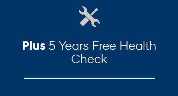 5 Years free health check
