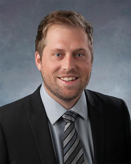 Finance Manager Justin Hall image
