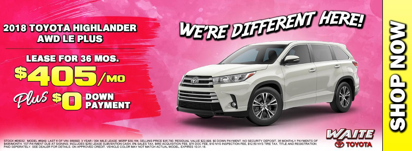 Amazing Waite Toyota In Watertown | Toyota Dealership In Waterdown
